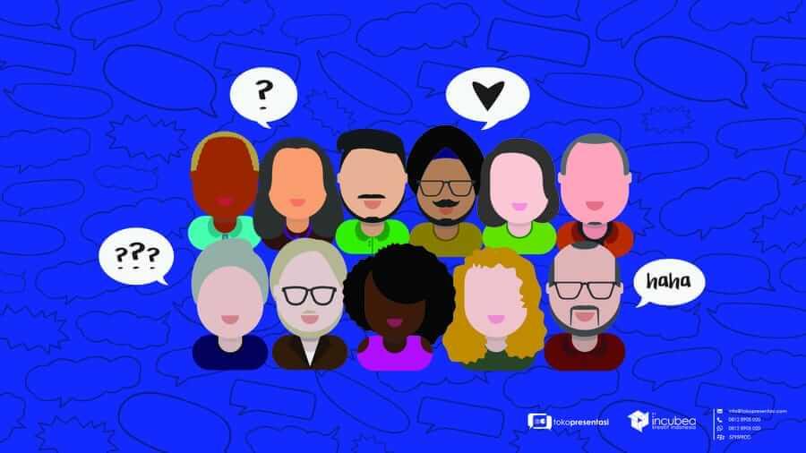 Strategi Menghadapi Audiens yang Usianya Lebih Tua - Tokopresentasi