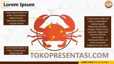 Hasil Desain Slide Presentasi Menarik tokopresentasi.com 2018 UKM Kuliner