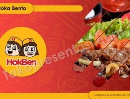 Presentasi Powerpoint Kuliner Hoka-Hoka Bento (Hokben)