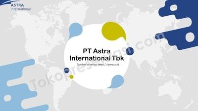 Hasil Desain Slide Presentasi Menarik tokopresentasi.com 2018 Astra International