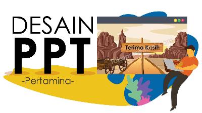 Jasa Desain Presentasi Powerpoint Forum CIP Pertamina