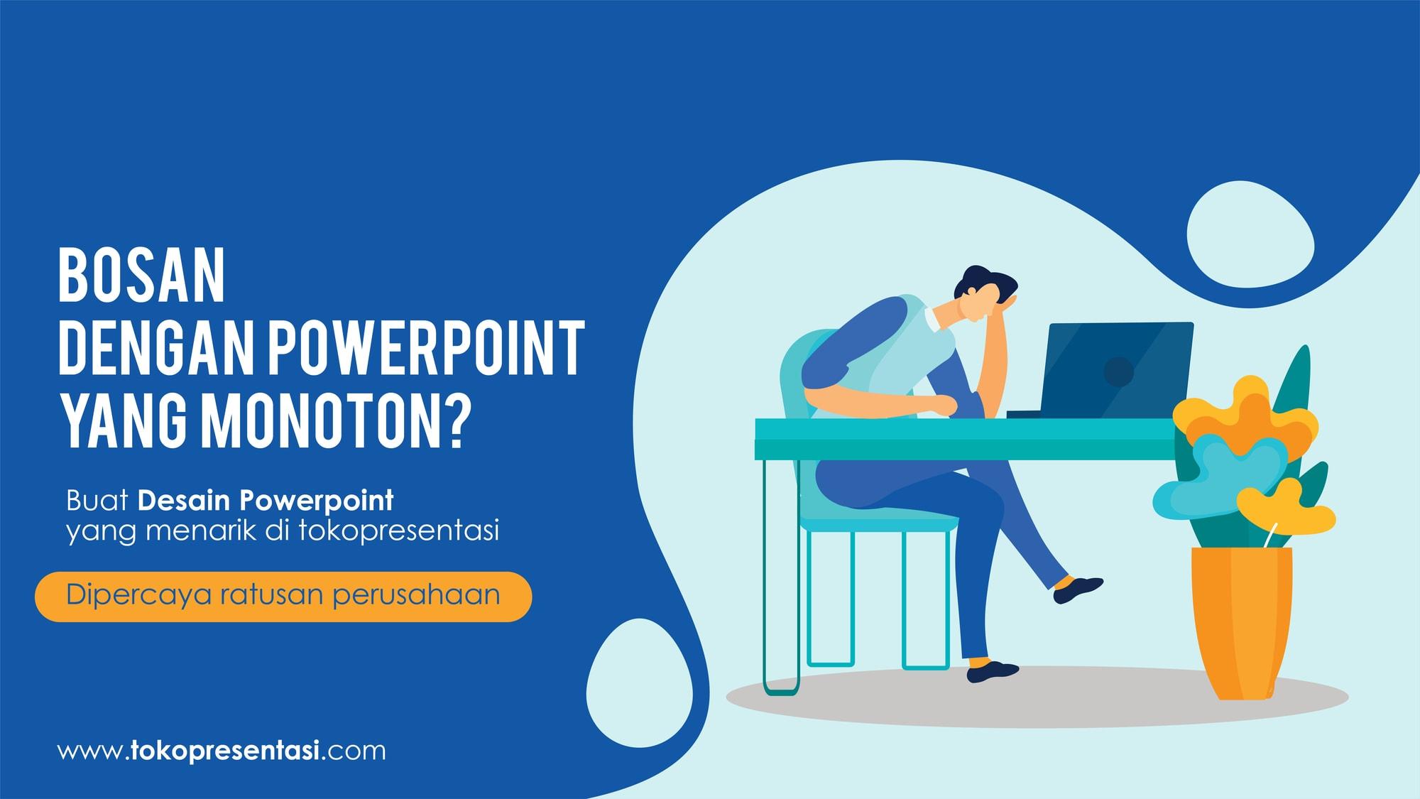 Jasa Pembuatan Desain Presentasi Powerpoint Lomba Inovasi GKM WKM TKMPN Tudung Putra Putri Jaya Tokopresentasi