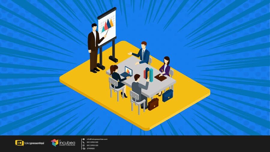 Langkah-Langkah Menampilkan Presentasi Meyakinkan Dan Mengesankan - Tokopresentasi
