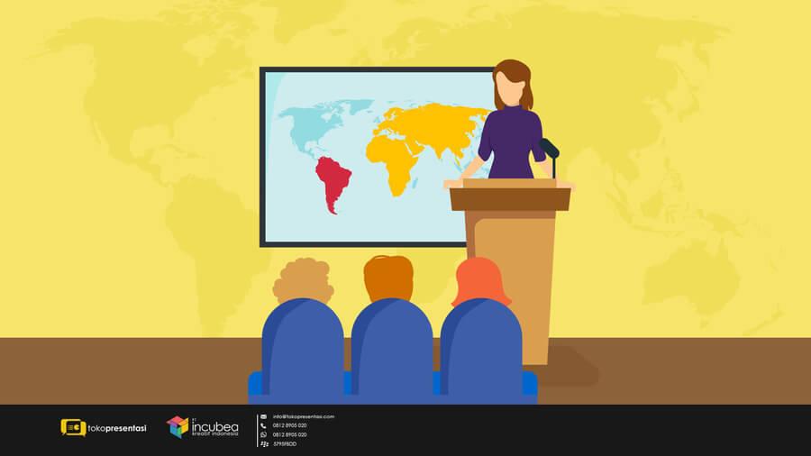 Wujudkan Presentasi Bahasa Inggris yang Memukau dengan Jasa Presentasi - Tokopresentasi