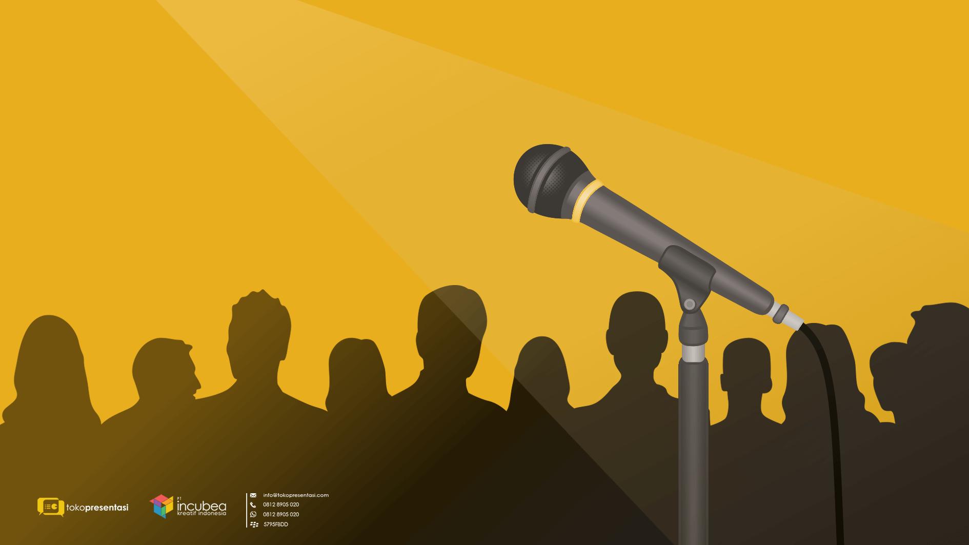 Manfaat Public Speaking Bagi Diri Sendiri yang Tidak Kita Sadari - Tokopresentasi