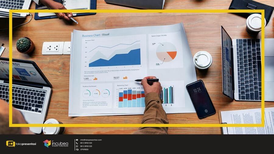 Jasa Pembuatan Desain Infografis E-Commerce - Tokopresentasi
