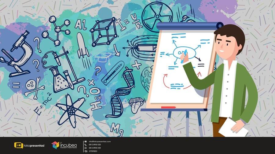 Jasa Pembuatan Desain Infografis Kementerian Pertanian - Tokopresentasi