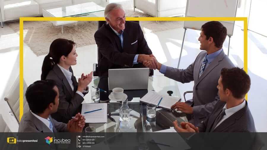 Jasa Pembuatan Presentasi Powerpoint Asuransi - Tokopresentasi