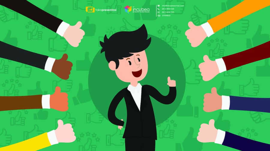 Jasa Pembuatan Presentasi Powerpoint Company Profile - Tokopresentasi