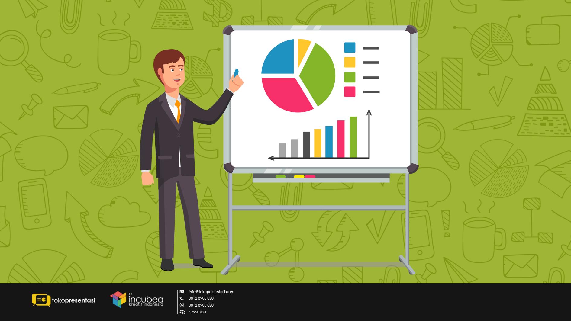 Jasa Pembuatan Presentasi Powerpoint Infografis - Tokopresentasi