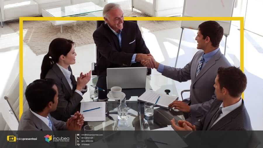 Jasa Pembuatan Presentasi Powerpoint Kementerian Perdagangan - Tokopresentasi