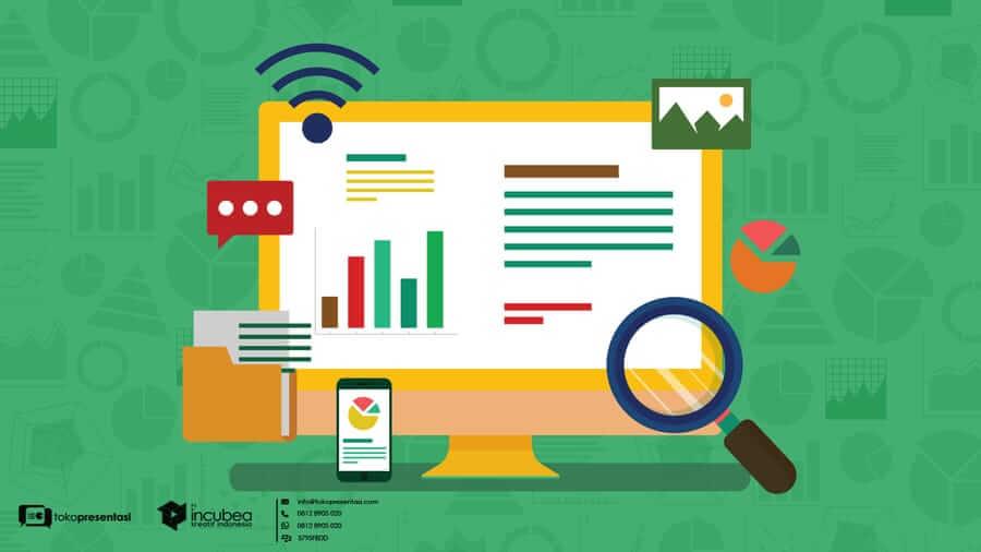 Jasa Pembuatan Presentasi Powerpoint Kementerian - Tokopresentasi