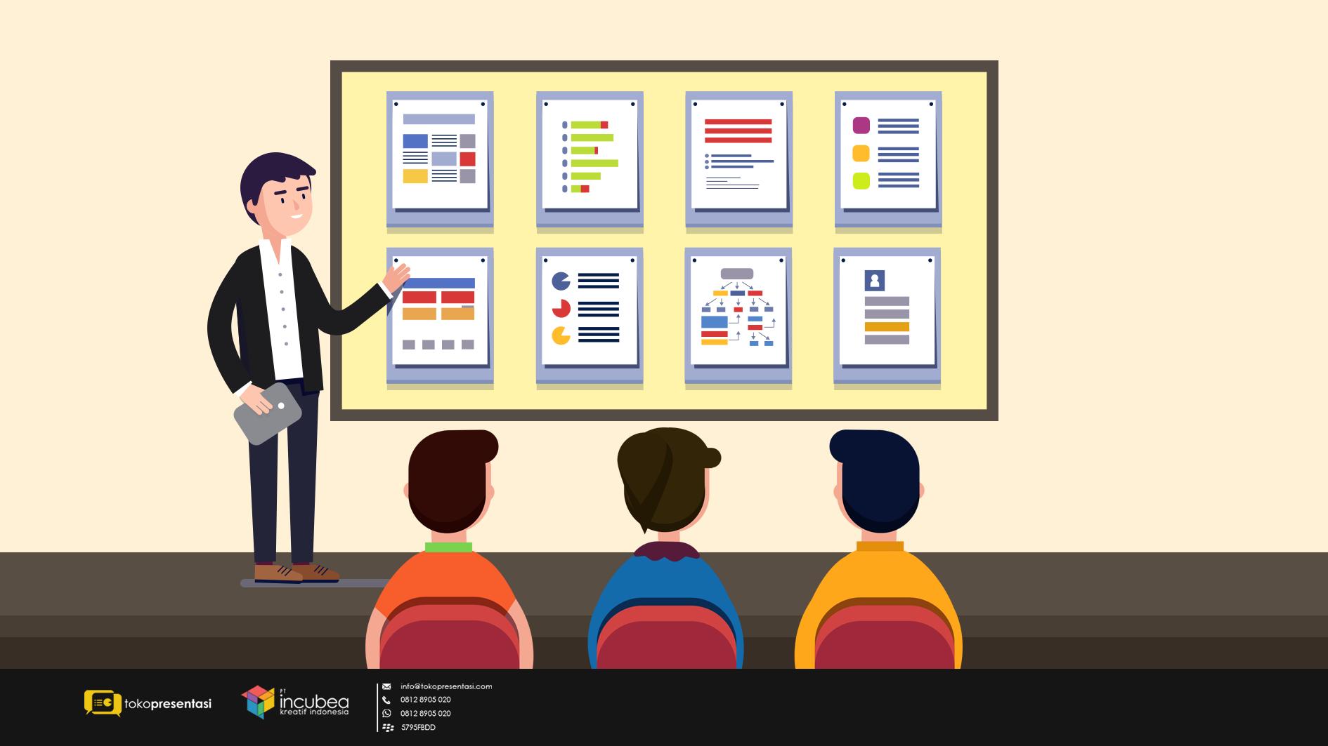 Jasa Pembuatan Presentasi Powerpoint Perusahaan - Tokopresentasi