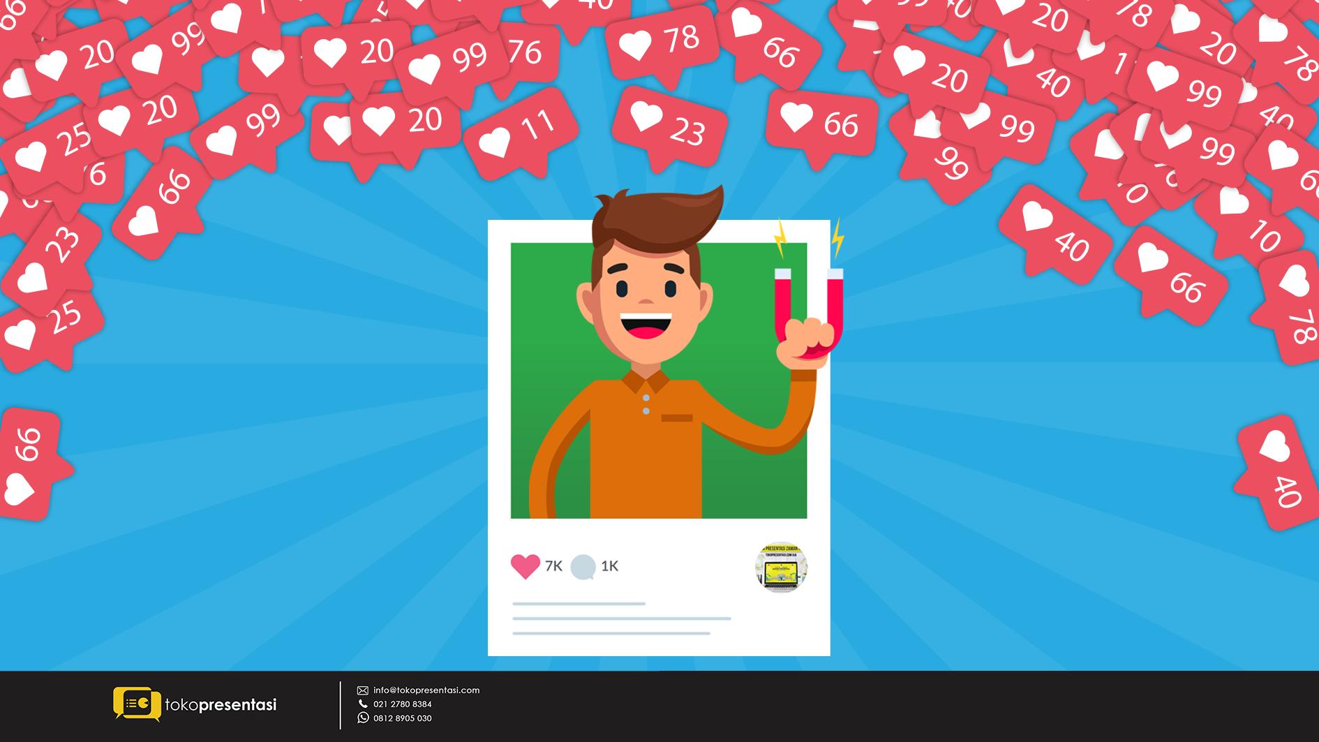 5 Cara Membuat Konten Instagram yang Menarik Tokopresentasi