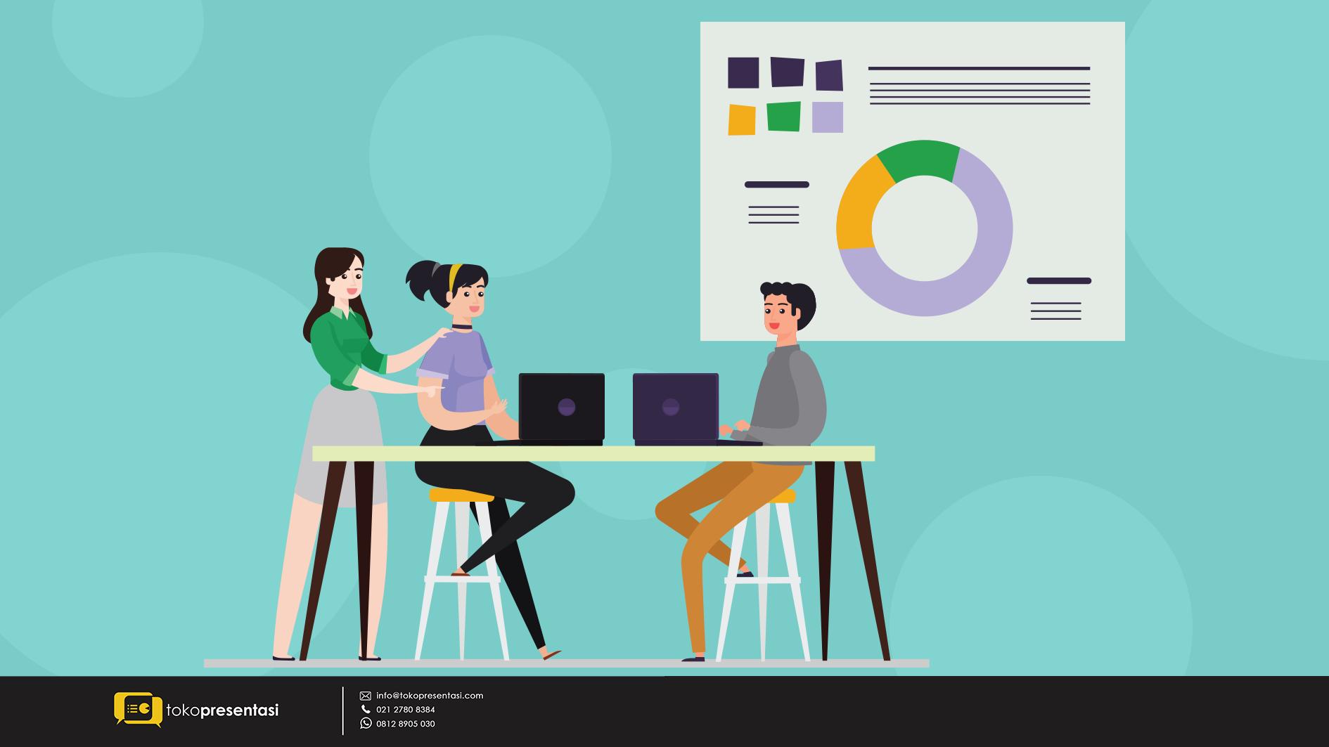 Ini 6 Keuntungan Menggunakan Jasa Pembuatan Infografis Bagi Perusahaan - Tokopresentasi.com