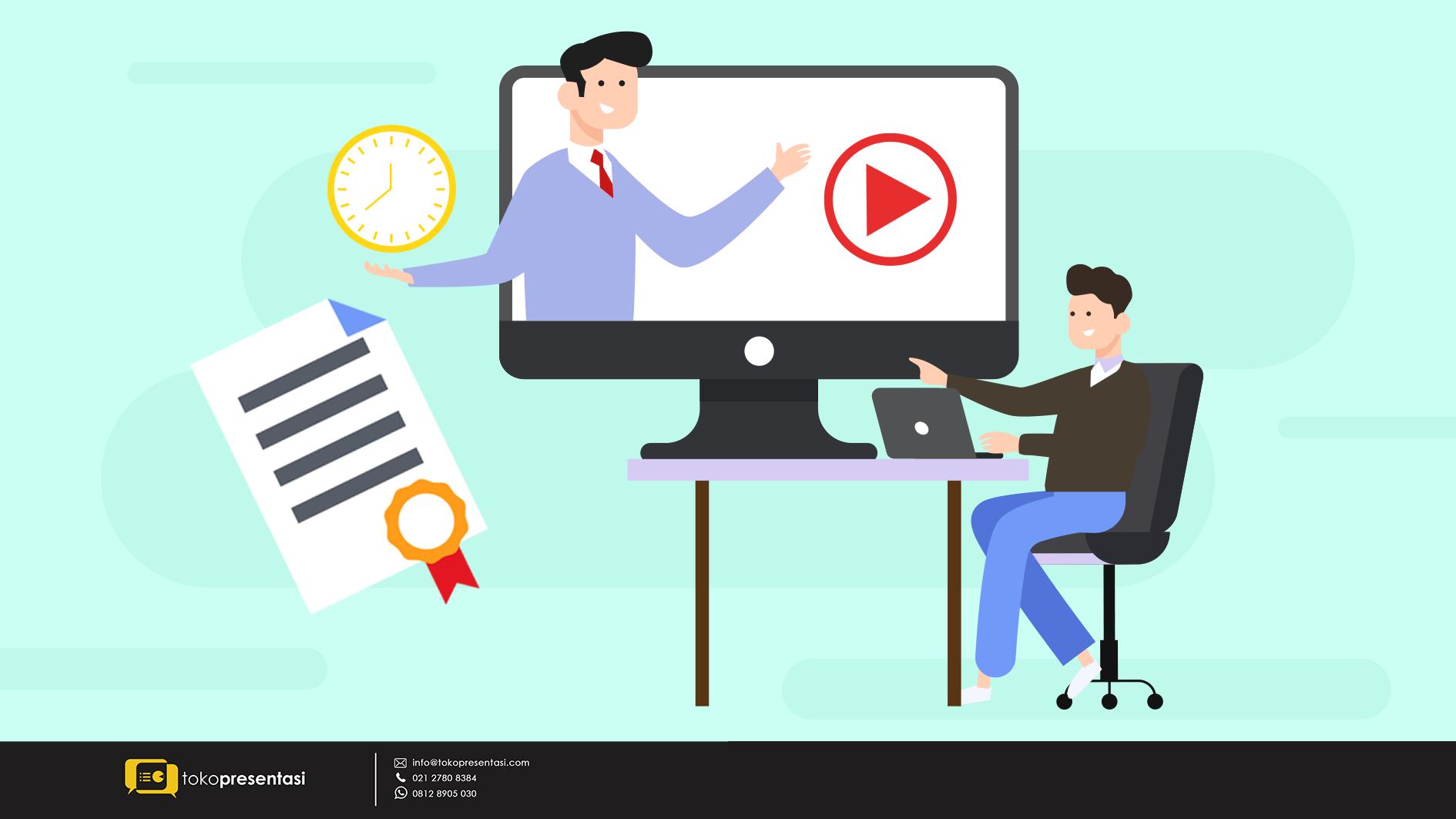 Rahasia Membuat Presentasi yang Menarik dengan Layanan Video Powerpoint dari Tokopresentasi