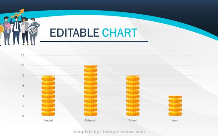 Template Powerpoint Gratis Tema Bank Indonesia Tokopresent (3)