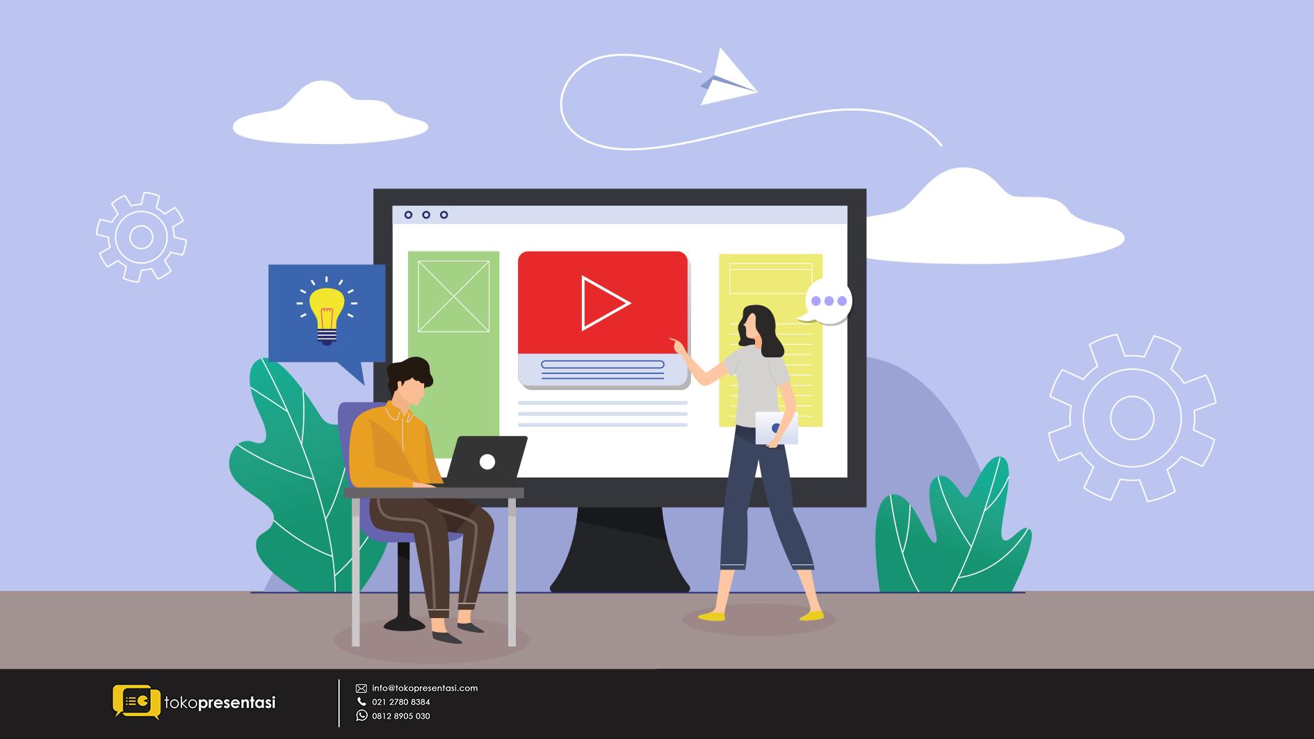 Manfaat Video Explainer bagi Keperluan Bisnismu - Tokopresentasi