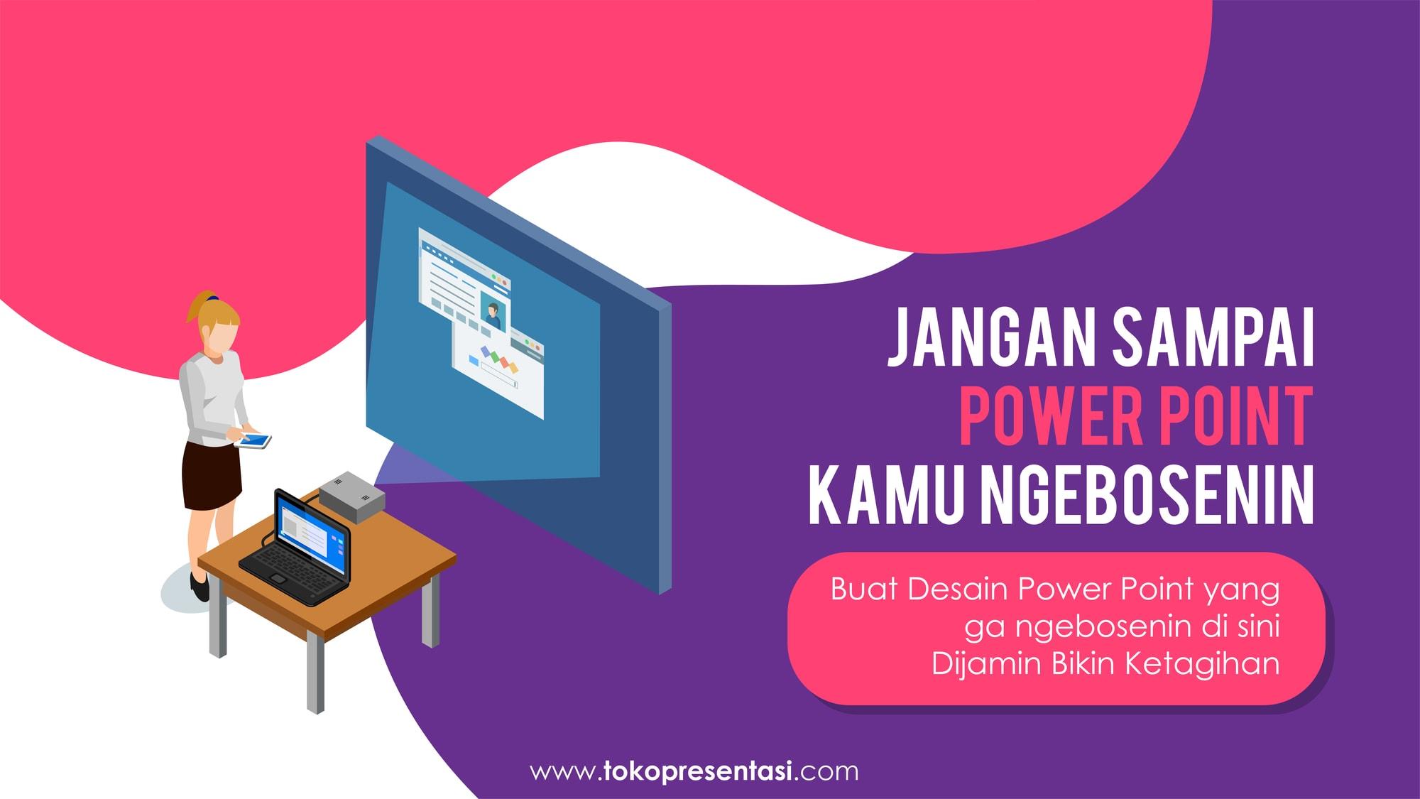 Jasa Pembuatan Desain Presentasi Powerpoint Lomba Inovasi GKM WKM TKMPN Central Pertiwi Bahari Tokopresentasi