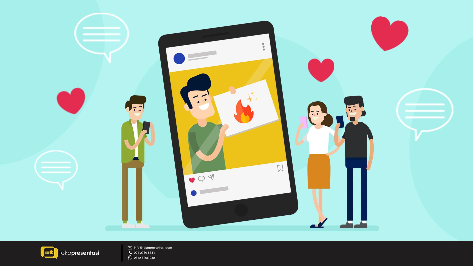 Tips Membuat Konten Sosial Media yang Viral - Tokopresentasi