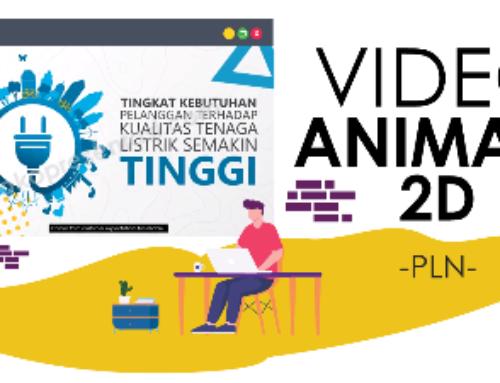 Video Simulasi Animasi 2D : PLN
