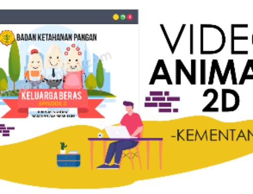 Video Web Series Animasi 2D : Kementerian Pertanian EP02