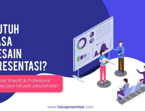 Jasa Desain Presentasi Panin Bank