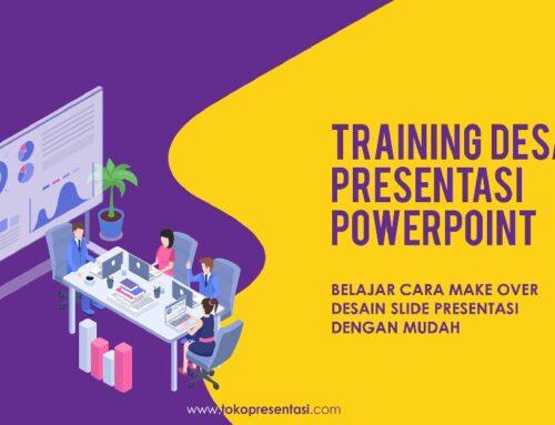 Pelatihan Desain Powerpoint Panin Bank