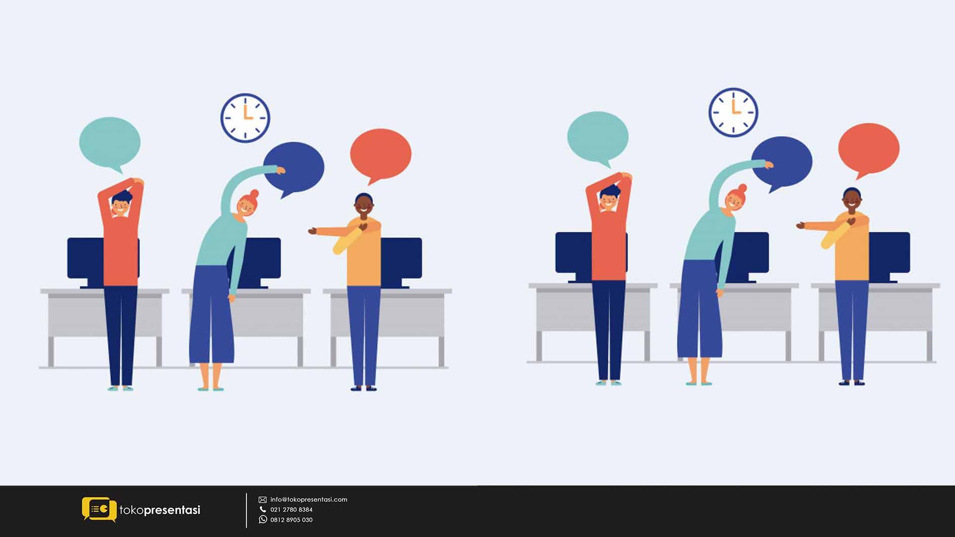 Tips ice breaking yang efektif dalam presentasi