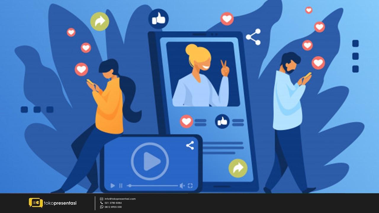 Retas Cara Mendesain Konten Sosial Media Yang Biasa dibahas dalam Workshop Infografis - tokopresentasi