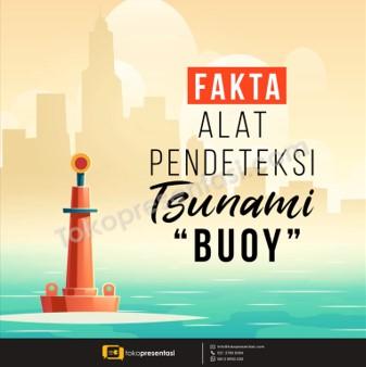 Video Infografis Animasi 2d - Fakta Alat Pendeteksi Tsunami Buoy