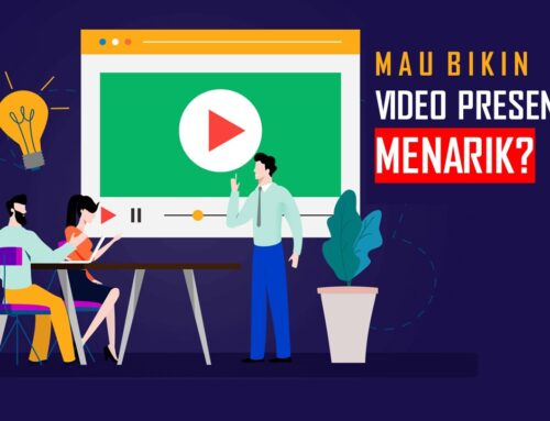 Jasa Video Motion Graphics Press Conference