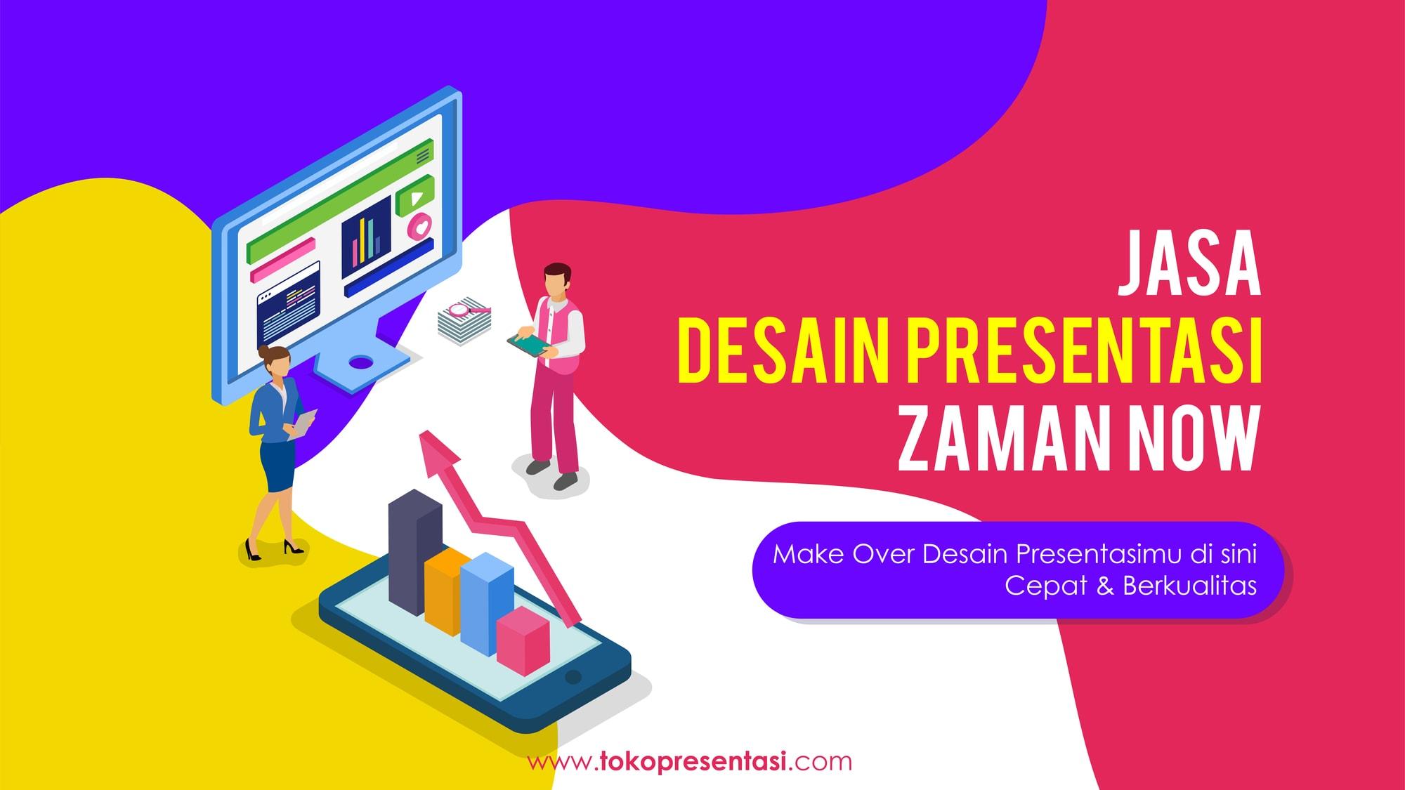jasa pembuatan presentasi