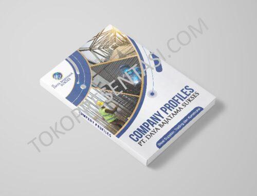Desain Company Profile Daya Bajatama Sukses