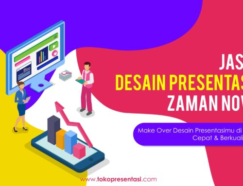 Contoh Powerpoint Tema Aesthetic