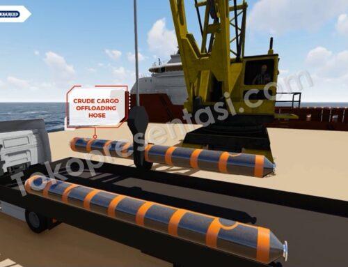 Video Animasi 3D Floating Hose Pertamina [Tokopresentasi.com]