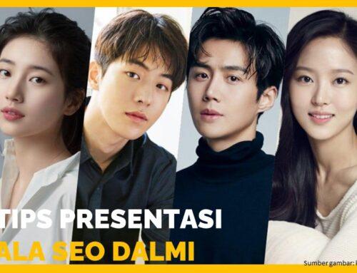 Tips Presentasi Seo Dal Mi dalam Drama Startup