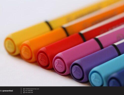 Arti Warna dalam Desain Presentasi