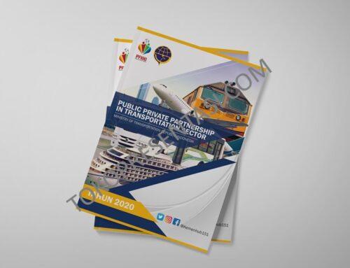 Desain Buku Kementerian Perhubungan