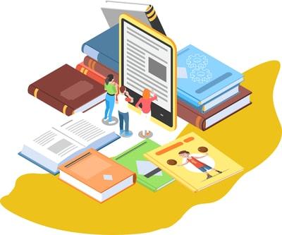 jasa desain buku saku, buku infografis, buku annual report, buku company profile, buku katalog tokopresentasi