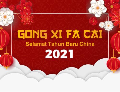 AB 022 Template Powerpoint Gong Xi Fa Cai untuk Presentasi, Profile Picture, Feed & Story Instagram (IG) serta Facebook (FB)