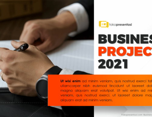 AB021 Template Powerpoint Gratis Tema Business