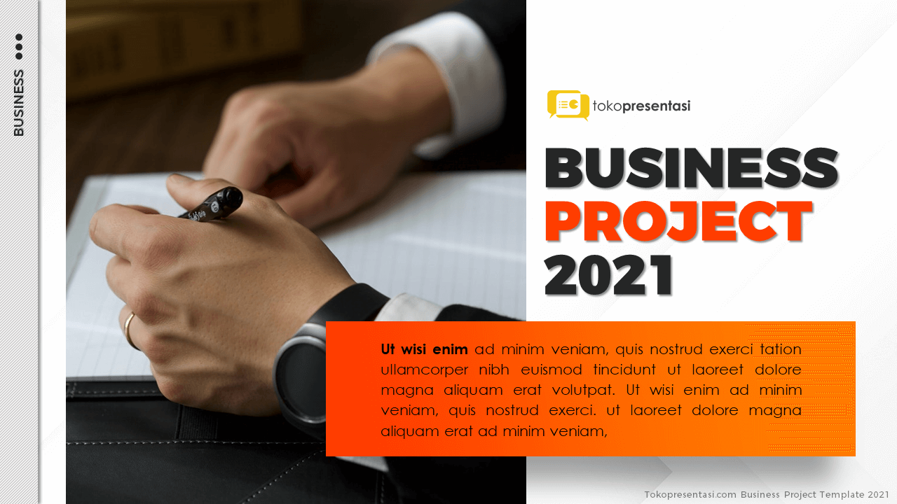 featured images AB 021 business template tokopresentasi